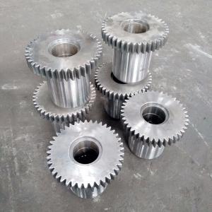 传动齿轮气体氮化