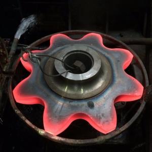 (中频)链轮淬火