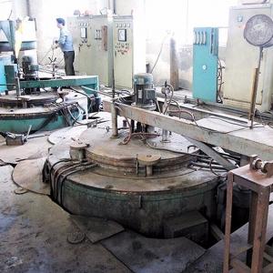 90KW井式氮化炉