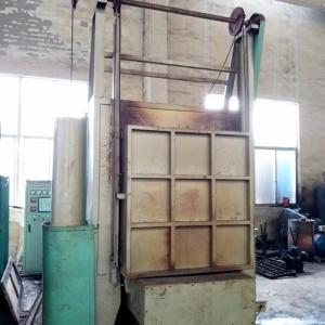 220KW台车炉
